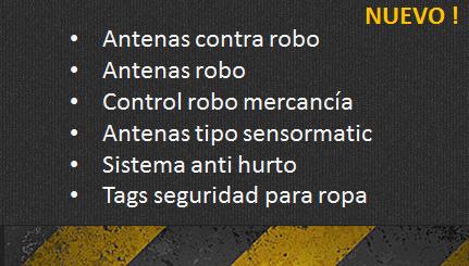 distribuidor antenas contra robo en costa rica